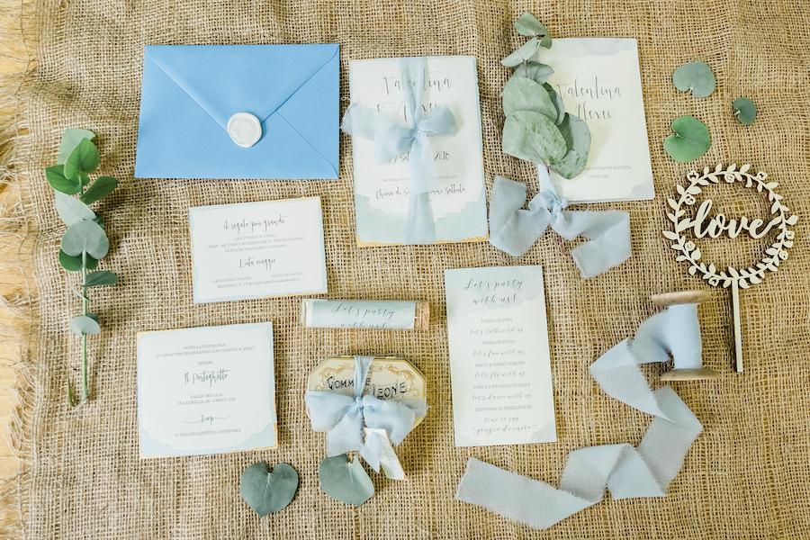 Decorazioni Matrimonio Azzurro : Matrimonio daniela e gabriele casanatura vivaio