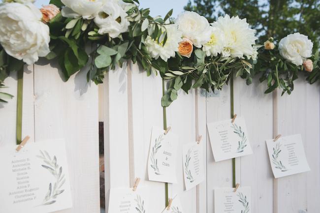 Frasi Matrimonio Ulivo.Un Matrimonio A Tema Ulivo Wedding Wonderland