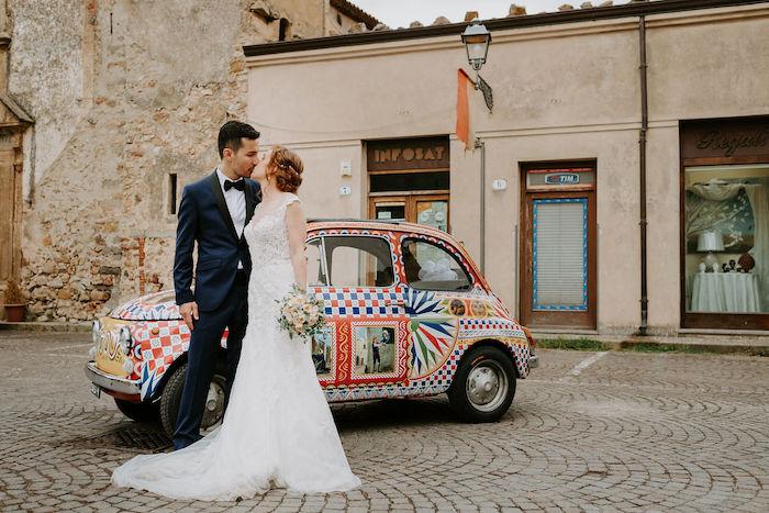 Un matrimonio in stile siciliano  Wedding Wonderland